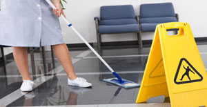 commercial cleaning service photo 1
